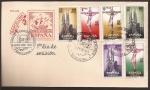 Stamps Spain -  SPD Cristo Lepanto y Sagrada Familia. 1er CIF 27 Marzo 1960  20 ptas