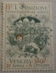 Stamps Italy -  Exposicion