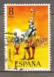 Sellos de Europa - España -  Infantería (988)