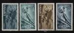 sellos de Europa - España -  Sahara Edifil 242-243-244-245