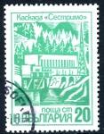 Sellos de Europa - Bulgaria -  BULGARIA_SCOTT 2326 ESTACION HIDROELECTRICA. $0,2