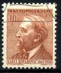 Sellos de Europa - Checoslovaquia -  CHECOSLOVAQUIA_SCOTT 1097 KAREL KOVAROVIC. $0,2