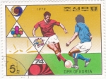 Stamps : Asia : North_Korea :  FUTBOL