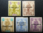 Stamps Malta -  1925-1926 POSTAGE