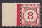 Sellos de Europa - Malta -  MALAYAN Postal Union 1936