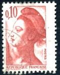 Sellos de Europa - Francia -  FRANCIA_SCOTT 1784.02 LIBERTAD INSPIRADA EN DELACROIX. $0,2