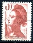 sellos de Europa - Francia -  FRANCIA_SCOTT 1784.05 LIBERTAD INSPIRADA EN DELACROIX. $0,2
