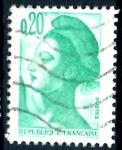 sellos de Europa - Francia -  FRANCIA_SCOTT 1786.02 LIBERTAD INSPIRADA EN DELACROIX. $0,2