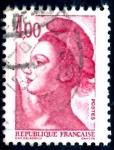 Sellos del Mundo : Europa : Francia :  FRANCIA_SCOTT 1803.01 LIBERTAD INSPIRADA EN DELACROIX. $0,3