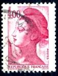 Sellos de Europa - Francia -  FRANCIA_SCOTT 1803.02 LIBERTAD INSPIRADA EN DELACROIX. $0,3