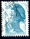 Stamps France -  FRANCIA_SCOTT 1804.02 LIBERTAD INSPIRADA EN DELACROIX. $0,2