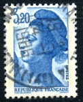 sellos de Europa - Francia -  FRANCIA_SCOTT 1887.03 LIBERTAD INSPIRADA EN DELACROIX. $0,9
