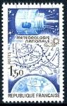 Sellos del Mundo : Europa : Francia :  FRANCIA_SCOTT 1903 METEOROLOGIA NACIONAL. $0,2