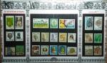 Sellos de Africa - Egipto -  Cuadernillo 25 de estampillas