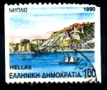 Stamps : Europe : Greece :  GRECIA_SCOTT 1697.02 COSTA DE NAUPLIA. $0.6