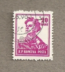 Stamps Romania -  Mujer
