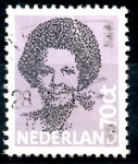 Stamps : Europe : Netherlands :  HOLANDA_SCOTT 621 REINA BEATRIZ. $0.2