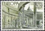 Stamps Spain -  EUROPA - 1978
