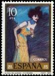 Stamps Spain -  PINTURA - Pablo Ruiz Picasso