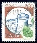 Sellos del Mundo : Europa : Italia : ITALIA_SCOTT 1426 CASTILLO DE ROVERETO. $0,2