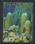 Sellos de America - Honduras -  DENDROGYA  CYLINDRUS