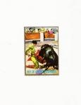 Stamps Equatorial Guinea -  LA CORRIDA DETOROS
