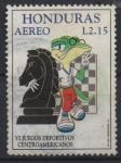 Stamps : America : Honduras :  AJEDREZ