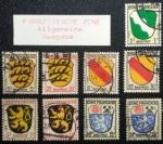 Sellos de Europa - Alemania -  Zona Francés 1945