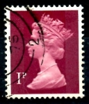Sellos del Mundo : Europa : Reino_Unido : REINO UNIDO_SCOTT MH23.01 REINA ISABEL. $0.2