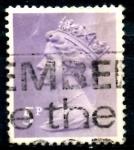 Sellos del Mundo : Europa : Reino_Unido : REINO UNIDO_SCOTT MH50.01 REINA ISABEL. $0.2