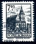 Sellos del Mundo : Europa : Rumania : RUMANIA_SCOTT 2362.01 IGLESIA NEGRA, BRASOV. ·0.2