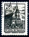 Sellos del Mundo : Europa : Rumania : RUMANIA_SCOTT 2362.02 IGLESIA NEGRA, BRASOV. ·0.2