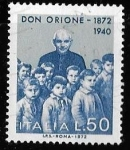 Stamps of the world : Italy :  Italia-cambio