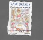 Sellos del Mundo : Europa : España : EL PATIO DE MI CASA