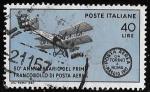 Stamps : Europe : Italy :  Italia-cambio