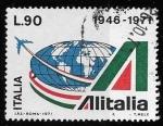 Stamps Italy -  Italia-cambio