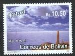 Stamps America - Bolivia -  Lugares Turisticos - Potosi