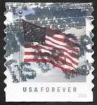 Sellos del Mundo : America : Estados_Unidos :  Bandera nacional