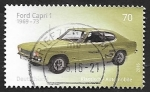 Stamps Europe - Germany -  3007 - Ford Capri 1