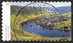 Stamps Germany -  Mosela