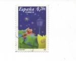 Sellos de Europa - España -  LOS LUNIS
