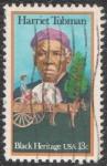 sellos de America - Estados Unidos -  Harriet Tubman