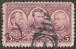 Sellos de America - Estados Unidos -  Sherman-Grant-Sheridan