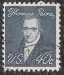 Sellos de America - Estados Unidos -  Thomas Paine