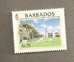 Sellos del Mundo : America : Barbados : 50 Aniversario Universidad Indias Occidentales
