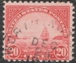 sellos de America - Estados Unidos -  Golden Gate