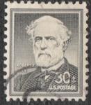 Sellos de America - Estados Unidos -  Robert E. Lee