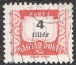 sellos de Europa - Hungría -  Magyar Posta