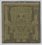 sellos de America - Bolivia -  Puerta de Sol de Tiahuanacu