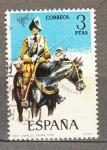 Sellos de Europa - España -  Caballo coraza (997)
